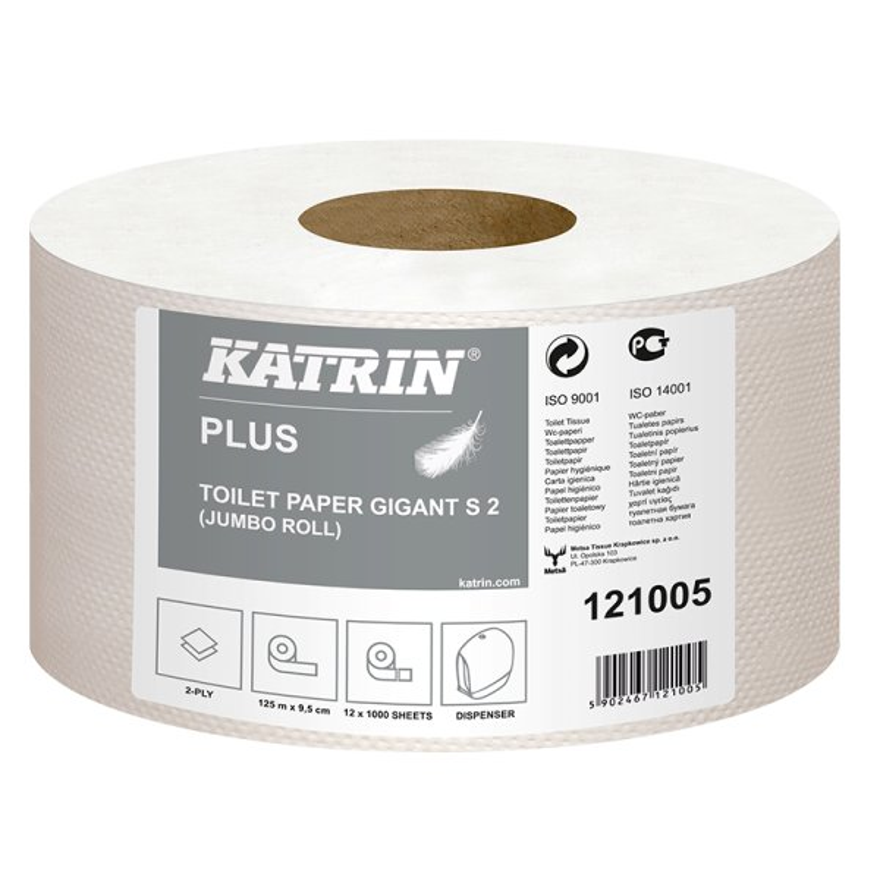 Katrin Plus Papier Toaletowy