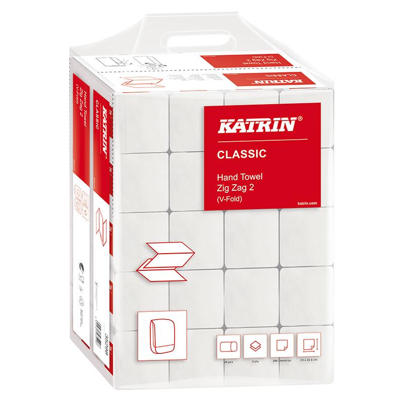 Katrin Classic Papierowe Ręczniki