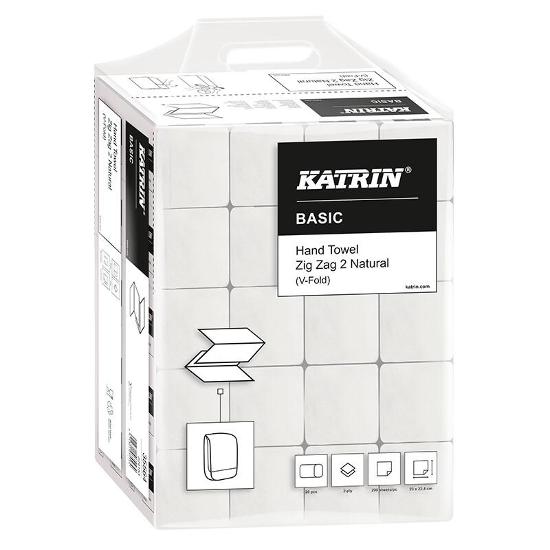 Katrin Basic Papierowe Ręczniki