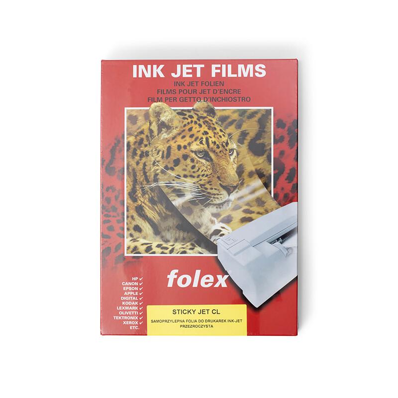 Folex Sticky jet CL