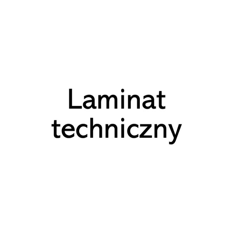 Laminat techniczny logo