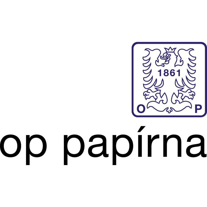 op papirna logo