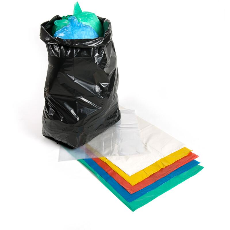 worki na śmieci