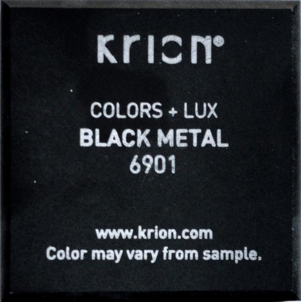 Płyta Krion Black Metal