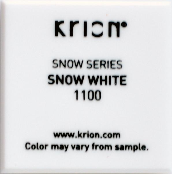 Płyta Krion Snow White